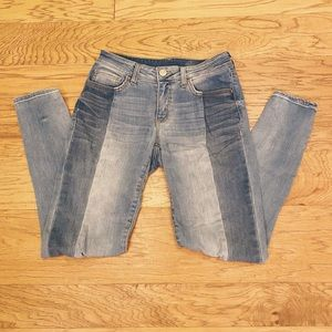 Authentic American Heritage Two Tone Jeans